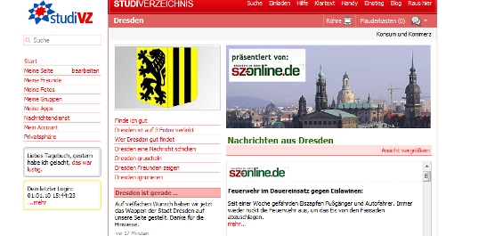Sächsische zeitung online partnersuche