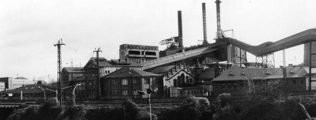 Das alte Heizkraftwerk Mitte. Foto: Ralf Kukula
