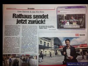Dresdner Morgenpost vom 13.12.2011