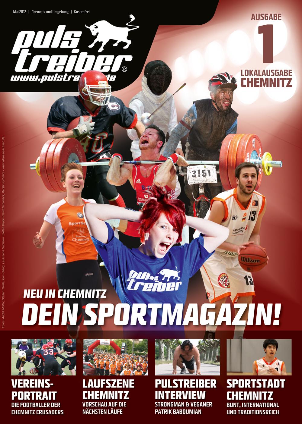 Ausgabe Chemnitz