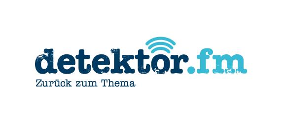Logo von detektor.fm.