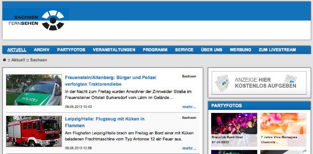 Abschaltung abgewendet: Sachsen Fernsehen in Chemnitz bleibt auch nach dem 30.9. auf Sendung