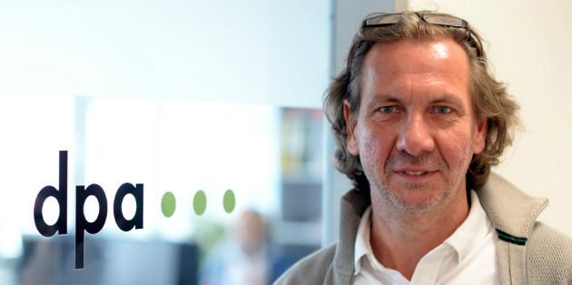 Martin Fischer, Foto: Arno Burgi/dpa