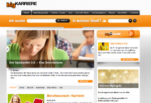 Screenshot bigKARRIERE