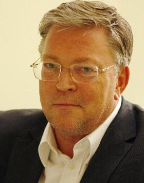 Michael Sagurna, Präsident des SLM-Medienrats; Foto: Jana Endruschat