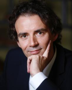 """Robert Kuhne, neuer Chefredakteur der """"Morgenpost Sachsen"""""""