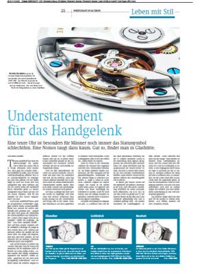 """Die 1. Seite des dritten Buches von """"WIRtschaft in Sachsen"""". Das Cover der neuen Zeitung ist noch geheim – dort wird der """"Unternehmer des Jahres"""" zu sehen sein."""