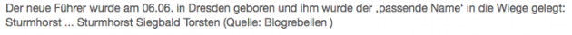 Screenshot von Blogrebellen.de