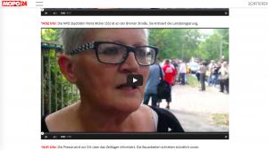Screenshot von Mopo24.de, Stand: 24.7.2015, 19.03 Uhr