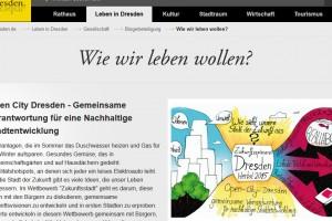 Screenshot: https://www.dresden.de/de/leben/gesellschaft/buergebeteiligung/zukunftsstadt.php
