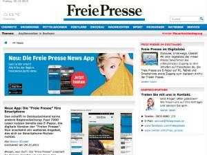 Freie Presse App