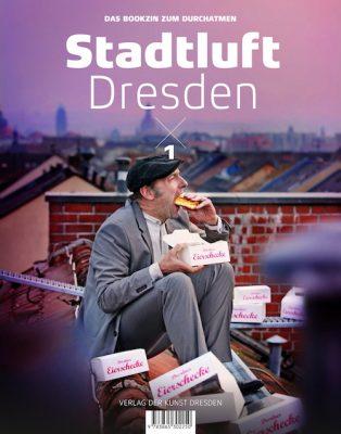 Das Cover von Stadtluft Dresden