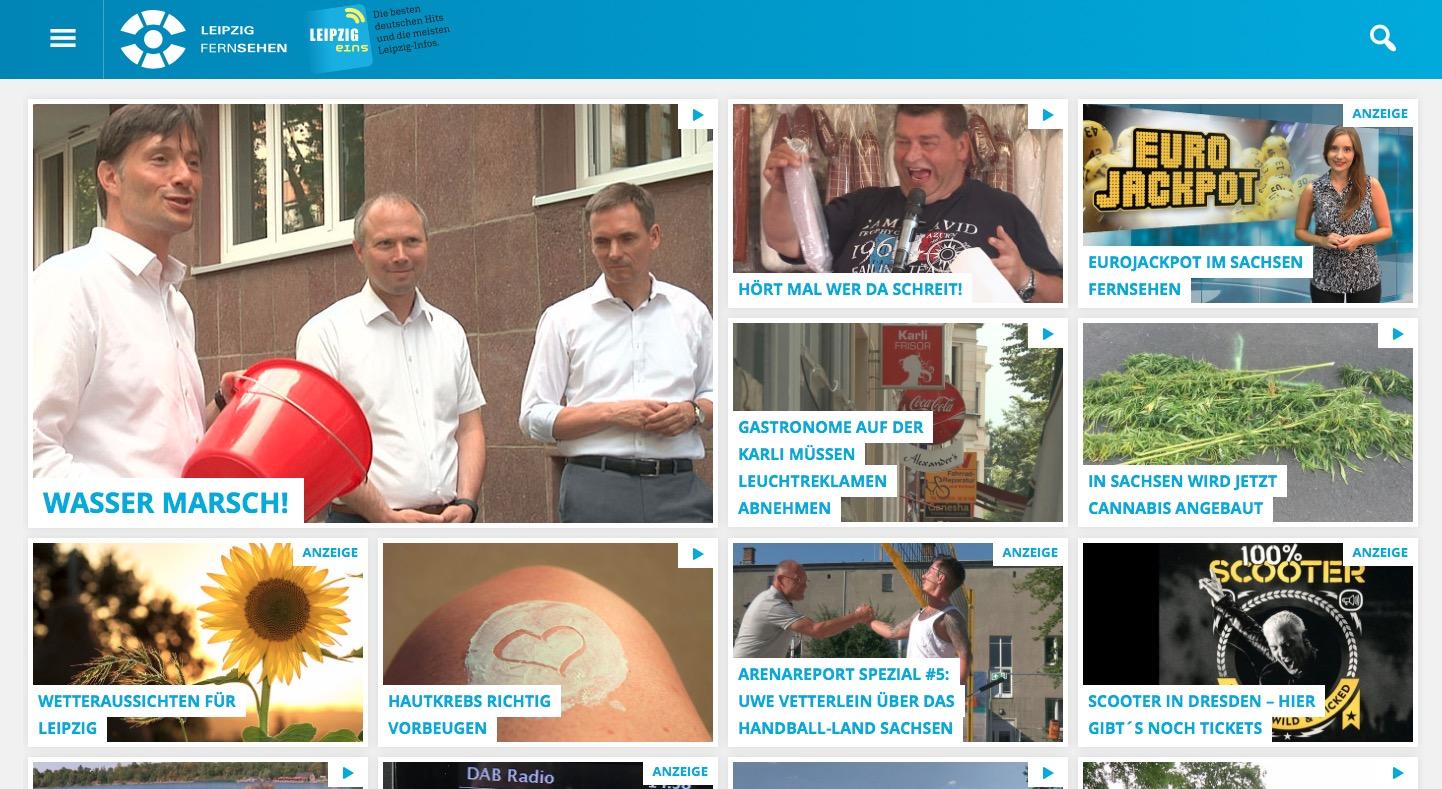 Sachsen Fernsehen Chemnitz