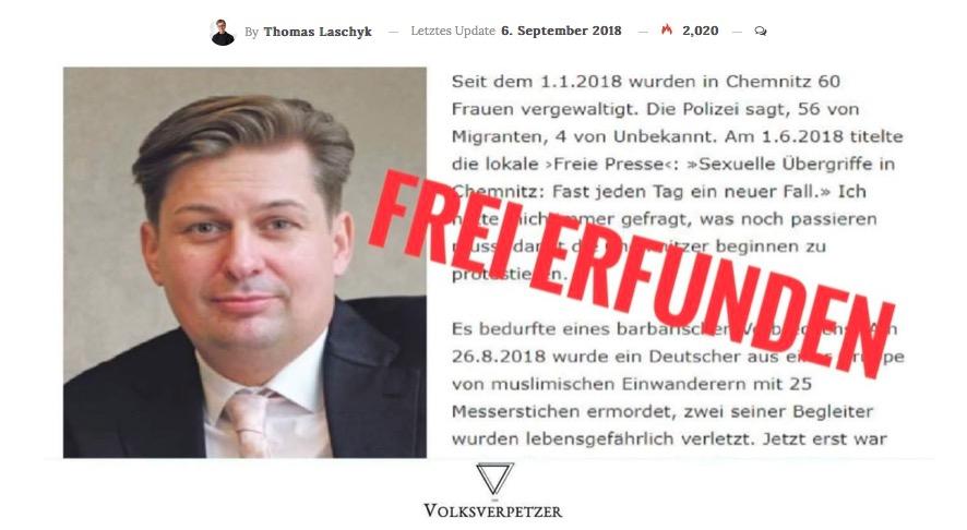 Fake News Beispiele Deutschland