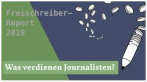 Was verdienen Journalisten? Quelle: www.freischreiber.de
